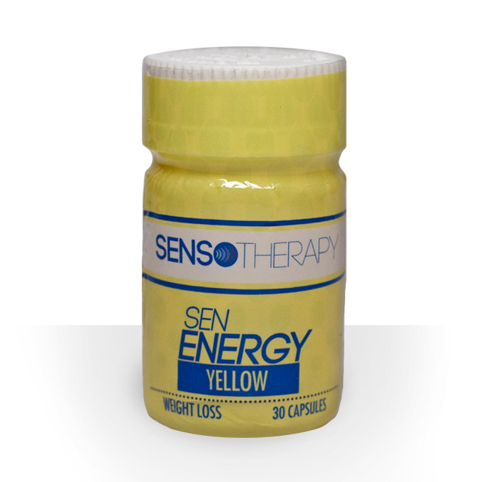 Senenergy Capsules | Sensotherapy Weight Loss